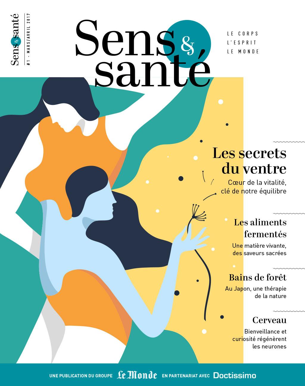 Magazine Sens & santé