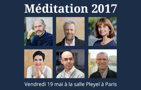 Magazine Sens & santé - Méditation 2017