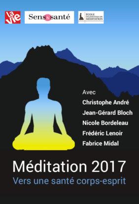 Magazine Sens & santé - Méditation 2017 - 19 mai Salle Pleyel
