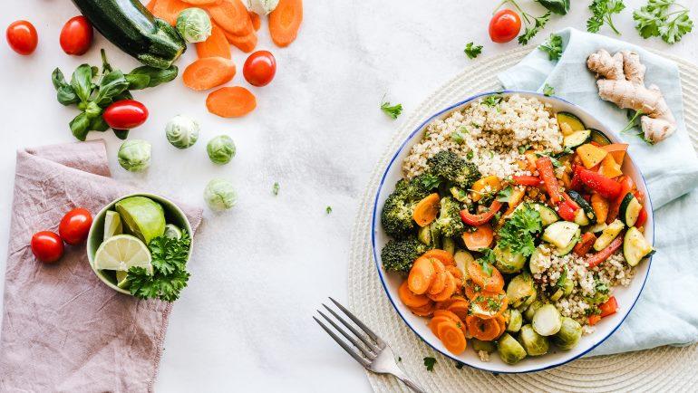 alimentation saine nutrition